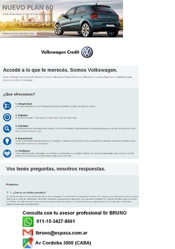 volkswagen suran 1.6 comfortline my18 contado / tasa o% lb