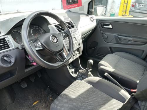 volkswagen suran 1.6 comfortline plus impecable nueva c/gnc