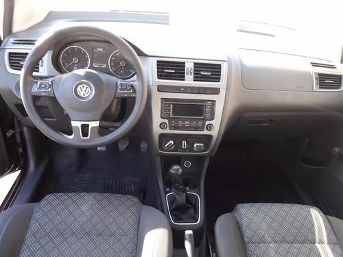 volkswagen suran 1.6 con gnc - año 2015