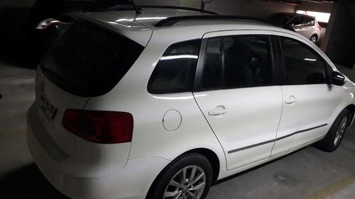 volkswagen suran 1.6-extra full- unico dueño - comfortline