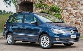 volkswagen suran 1.6 financiacion directa de fabrica #at2