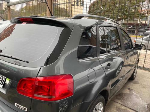 volkswagen suran 1.6 full anticipo 390000 y cuotas o permuto