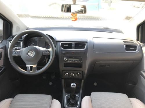 volkswagen suran 1.6 gnc trendline 2011 impecable ,permuto