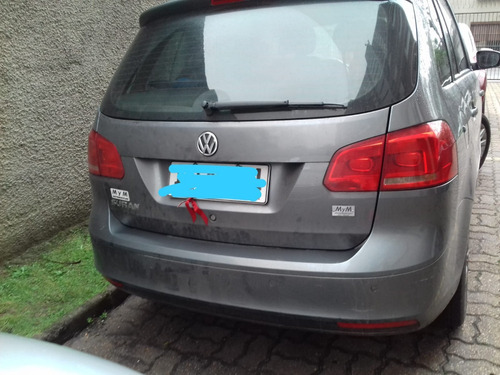 volkswagen suran 1.6 highline 101cv 11c año 2011 manualnafta