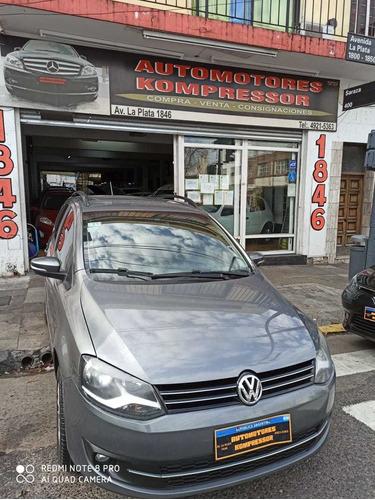 volkswagen suran 1.6 highline 101cv 2013