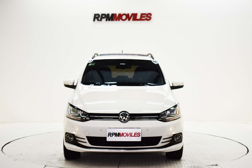 volkswagen suran 1.6 highline manual 16v 2015 rpm moviles