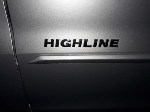 volkswagen suran 1.6 highline msi 110cv 2018