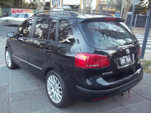 volkswagen suran 1.6  i-motion  - financiación exclusiva