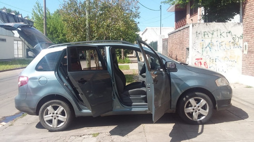 volkswagen suran 1.6 i trendline 90b unico dueño