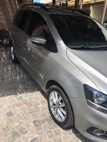 volkswagen suran 1.6 imotion highline 110cv 2015