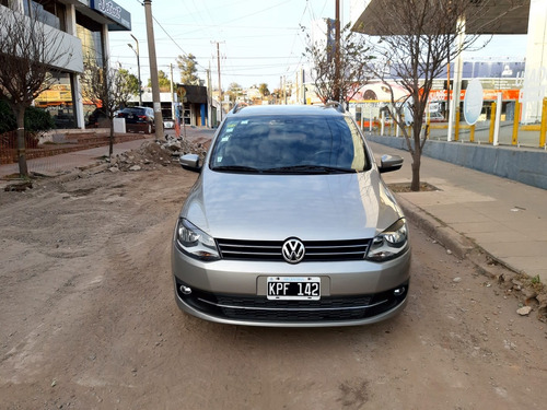 volkswagen suran 1.6 imotion highline 2011 83000km impecable