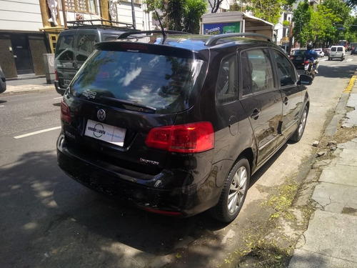 volkswagen suran 1.6 imotion / nafta / 2011