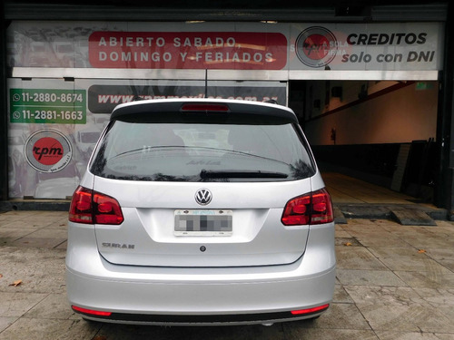 volkswagen suran 1.6 limited edition 2014 rpm moviles