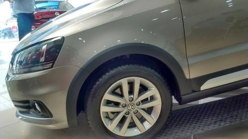 volkswagen suran 1.6 track 0km financio tasa 0% fisicas real