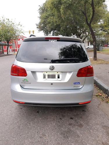 volkswagen suran 1.6 trendline 11b 2012