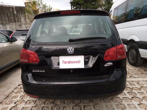 volkswagen suran 1.6 trendline 2014 taraborelli usados