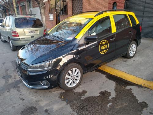 volkswagen suran 1.6 trendline 2016 gnc de 5ta financio