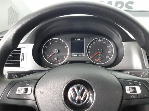 volkswagen suran 1.6 trendline negro