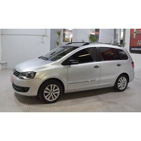 Volkswagen Suran 1.6l 5d 604 Gnc 2013 Gris