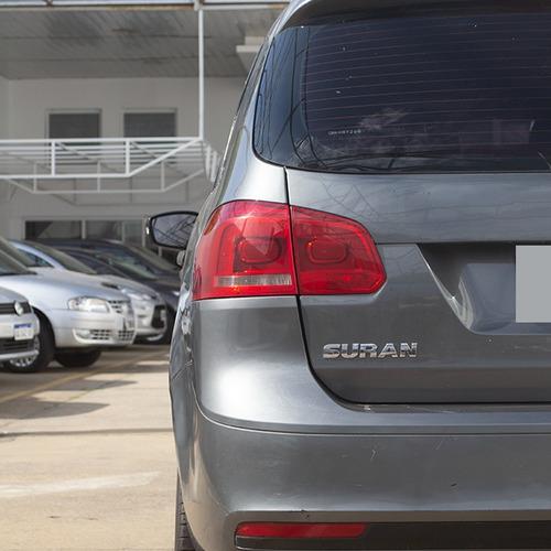 volkswagen suran 1.6l 5p highline usados seleccionados 13