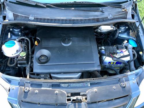 volkswagen suran 1.6l confortline año 2007