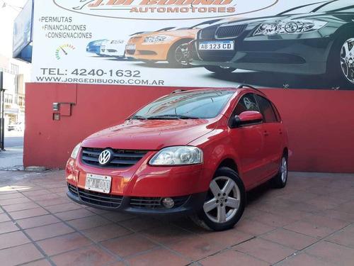 volkswagen suran 2008 1.6 i trendline 80b di buono