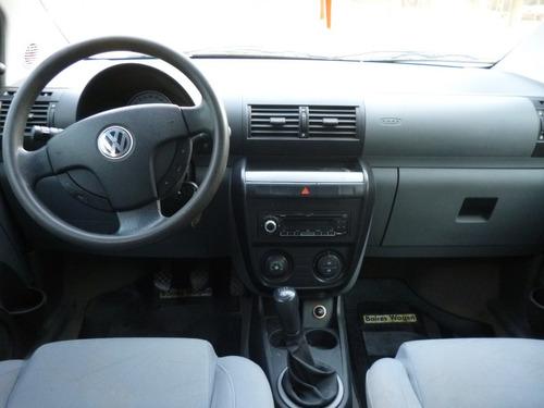 volkswagen suran 2010 confortline