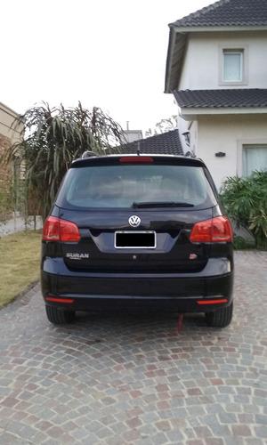 volkswagen suran 2011 impecable!