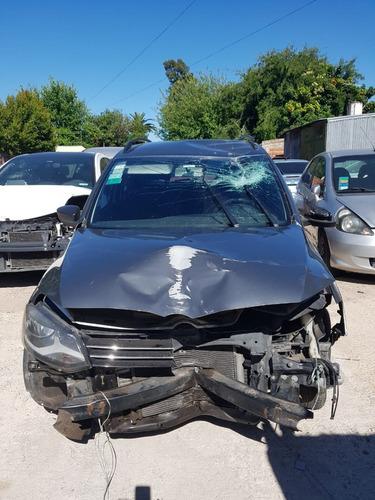 volkswagen suran 2012 baja con alta de motor