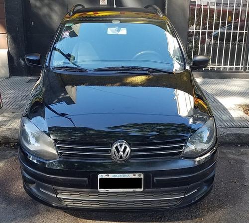 volkswagen suran 2012 full gnc--anticipo $ 490 mil y cuotas-