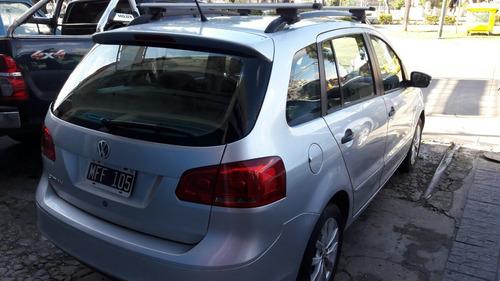 volkswagen suran 2013 full full anticipo$12000