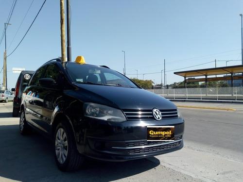 volkswagen suran comfort (1.6)l 5d 700 negra