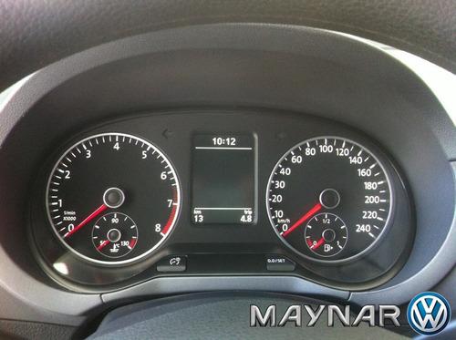 volkswagen suran comfortline 100% entrega pactada tasa 0% m