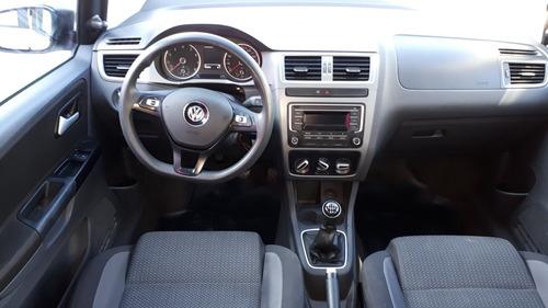 volkswagen suran comfortline 1.6 con gnc.$350000 y ctas fjas