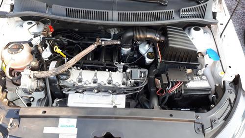 volkswagen suran comfortline 1.6 con gnc.$395000 y ctas fjas