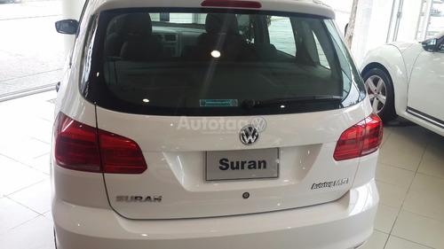 volkswagen suran comfortline adjudicado  0km 5 puertas #a6