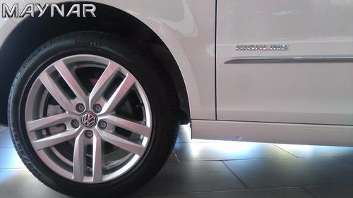 volkswagen suran comfortline entrega 2018 tasa 0% m