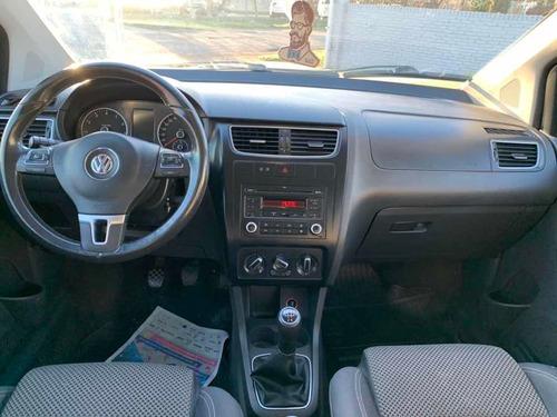 volkswagen suran comfortline! sin detalles! impecable estado