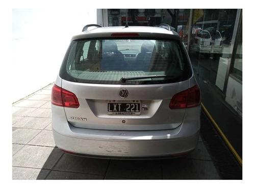volkswagen suran confort 2012 $460000 ctas (gm)