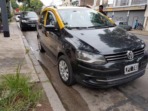 volkswagen suran confortline 1.6 taxi 2012 -m