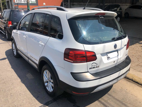 volkswagen suran cross 1.6 highline msi 110cv 2015