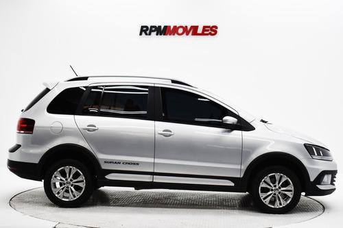 volkswagen suran cross 1.6 highline msi 2018 rpm moviles