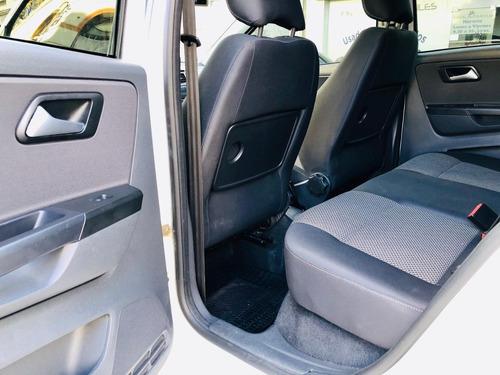 volkswagen suran extra full 2012 retira u$d 6.900 y financio