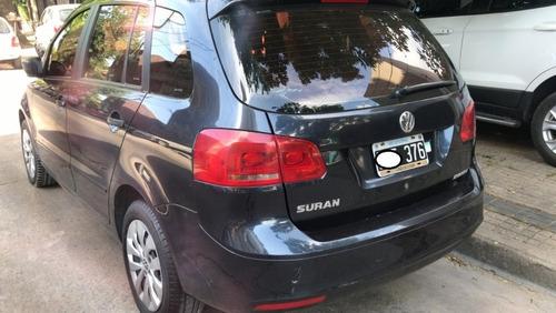 volkswagen suran  lista para transferir    pedyautos