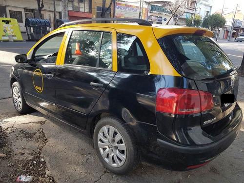 volkswagen suran, taxi , gnc, inmaculada, financio con dni!!