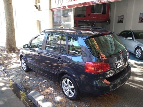 volkswagen suran trendline 2012 excelente estado tomo usado
