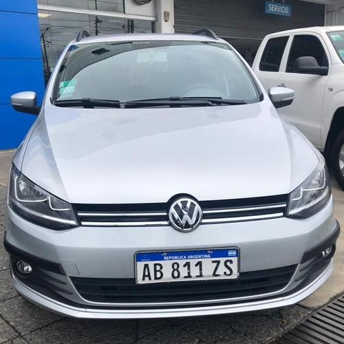 volkswagen suran trendline 2017 usado#7
