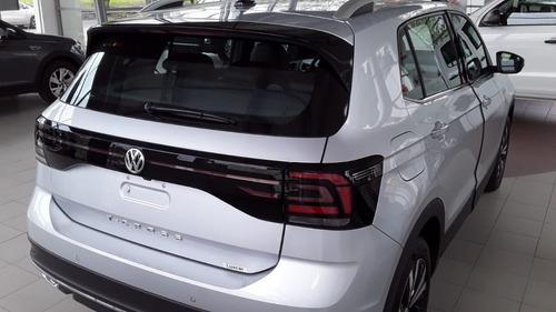 volkswagen t-cross 0km $300.000 o tu usado+cuotas e