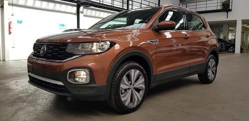 volkswagen t-cross 0km $370.000 o tu usado+cuotas e*-*