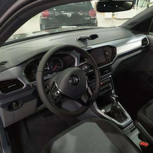 volkswagen t-cross 1.0 200 tsi total flex comfortline automá